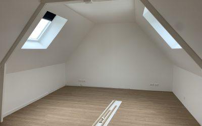 Aménagement des combles de 25m² – Isolation et Menuiseries