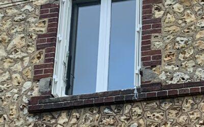 Changement de volets  sur Rouen : Persiennes à projection.